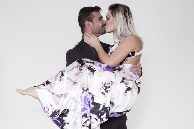 Laura Keller e Jorge Sousa