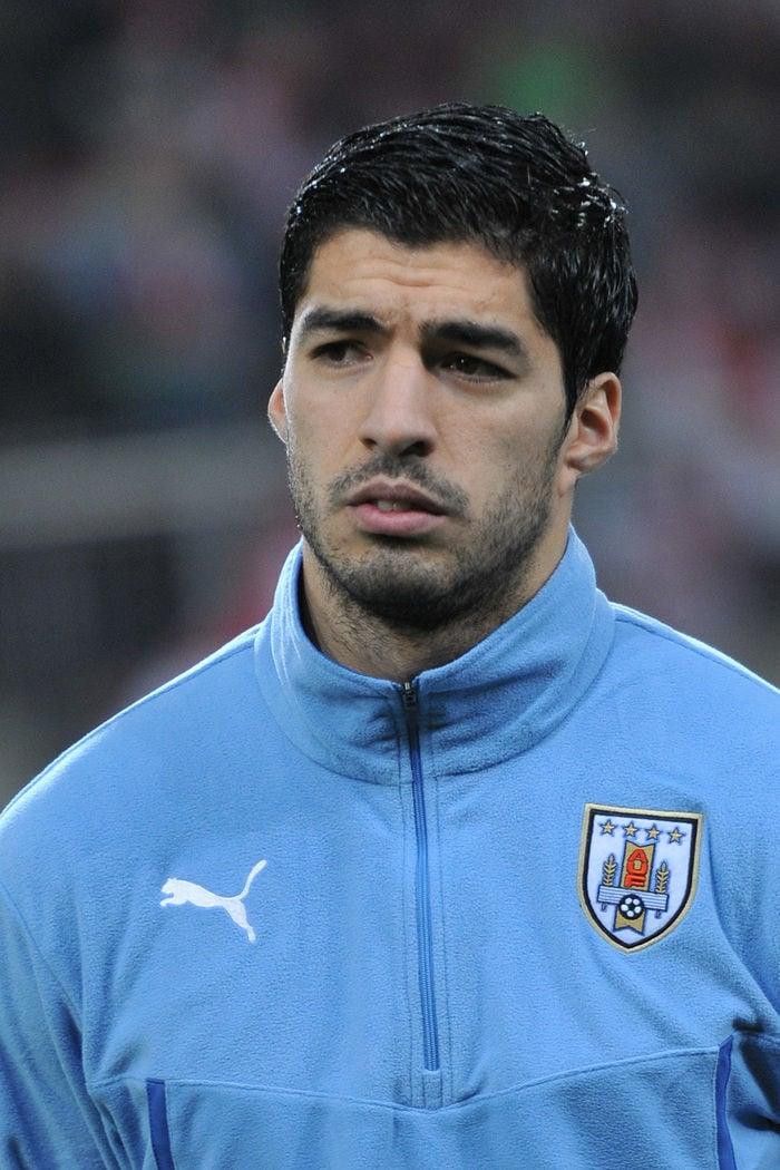 Luis Suárez (Crédito: Reprodução)