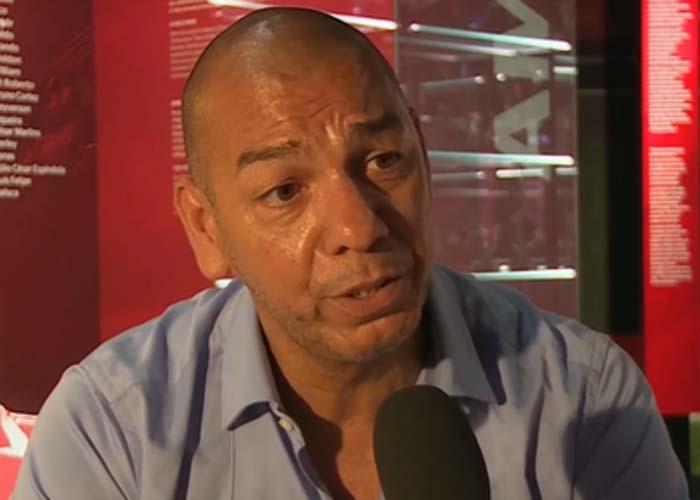 Mozer, novo gerente de futebol do Flamengo