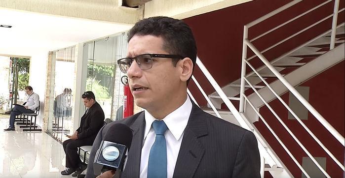 Secretário de Justiça, Daniel Oliveira (Crédito: Reprodução)