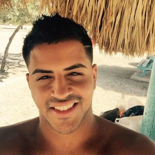 Oscar A. Aracena-Montero, de 26 anos