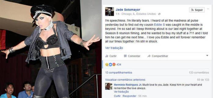Edward Sotomayor Jr era primo de Jade Sotomayor