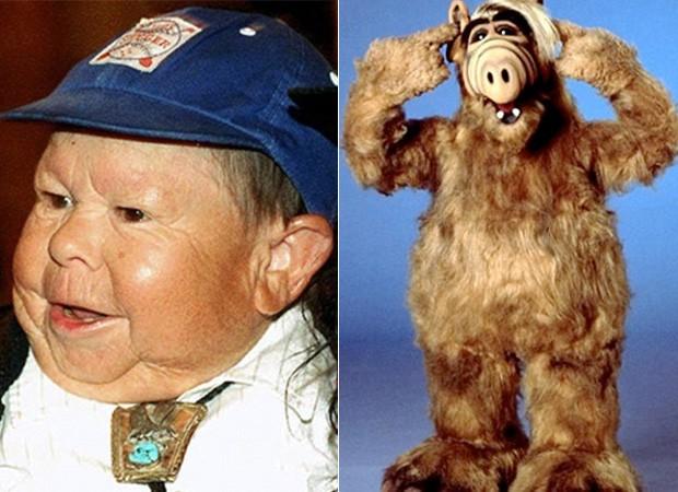 Michu Meszaros como Alf  (Crédito: Reprodução)