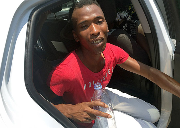 Marcus Godden sobreviveu ao ataque em boate gay  (Crédito: Folhapress)