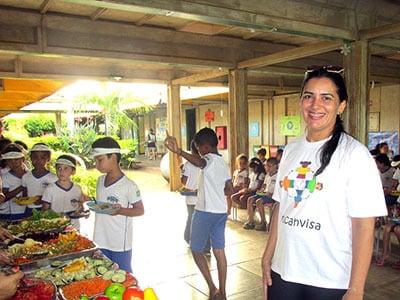 Projeto Educanvisa é aplicado em Oeiras com destaque nacional