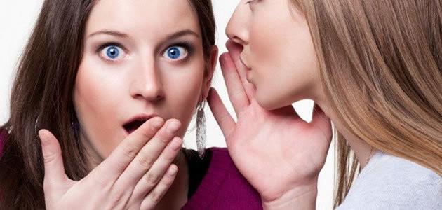 Descubra quanto tempo uma mulher consegue guardar segredo