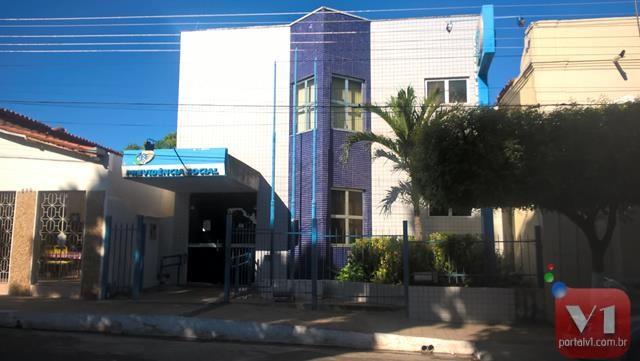 Instituto Nacional do Seguro Social (INSS) de Valença (Crédito: Portal V1)