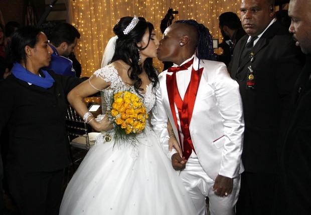 Pepê tem festa de casamento avaliada em R$ 300 mil (Crédito: Reprodução)