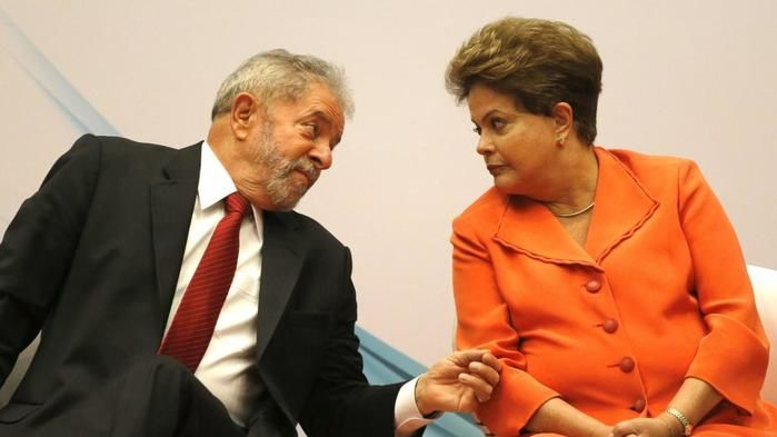 Dilma e Lula (Crédito: Divulgação)