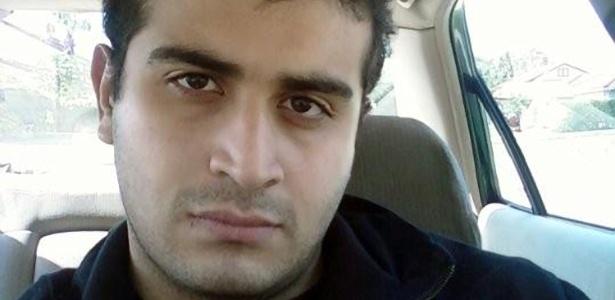 Omar Mateen, atirador de atentando em boate gay em Orlando