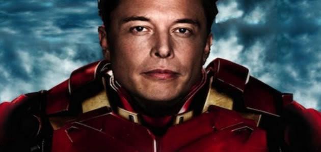 Bilionário quer construir armadura do Homem de Ferro