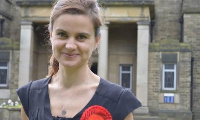Jo Cox foi assassinada no Reino Unido  (Crédito: Divulgação)
