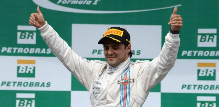 Felipe Massa (Crédito: AFP )