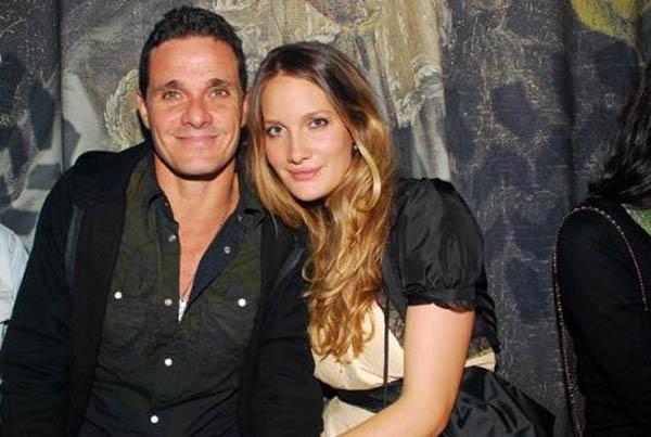Schynaider e seu marido Mario Bernardo Garnero (Crédito: Divulgação)
