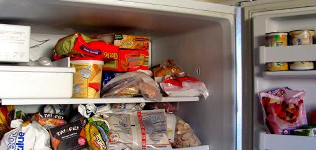 Saiba que alimentos não devem ser colocados no freezer