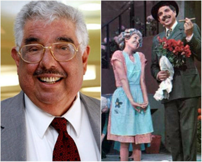 Rubén Aguirre, intérprete do Professor Girafales morre aos 82 anos (Crédito: Reprodução)