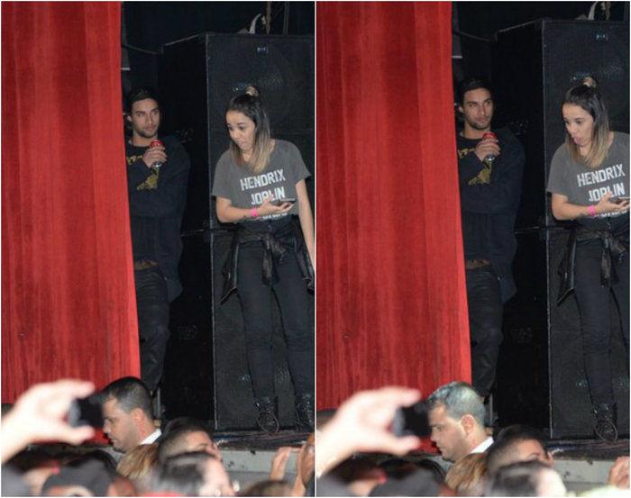 Anitta assume namoro e leva Pablo Morais a show no Rio (Crédito: Reprodução)