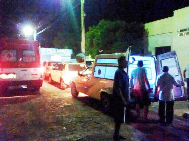 Acidente em Buriti dos Lopes (Crédito: Reprodução)