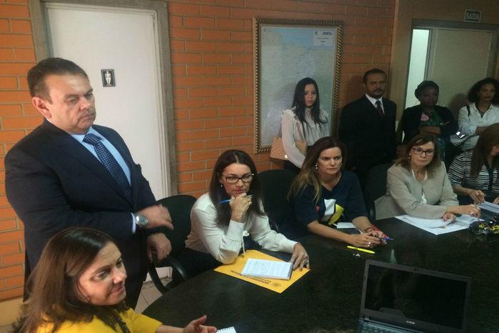 Comissão do Estupro Coletivo ao Piauí