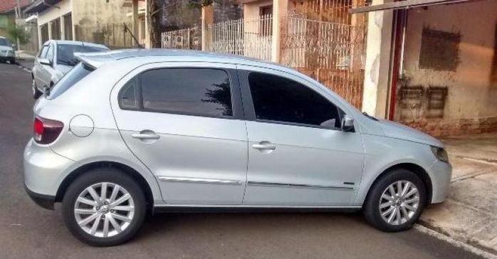 Veículo levado pela dupla armada em Picos
