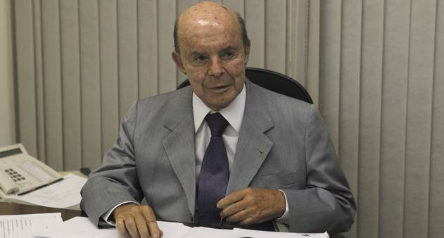 Governador em exercício do Rio de Janeiro, Francisco Dornelles (Crédito: Divulgação)