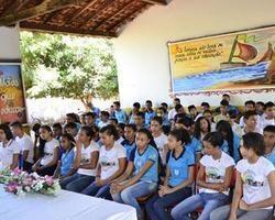 Batalha recebe o Projeto Jovens do Campo Longe das DST's e AIDS