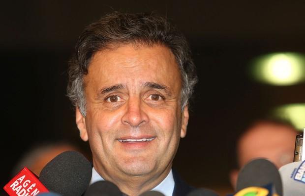Aécio Neves, do PSDB
