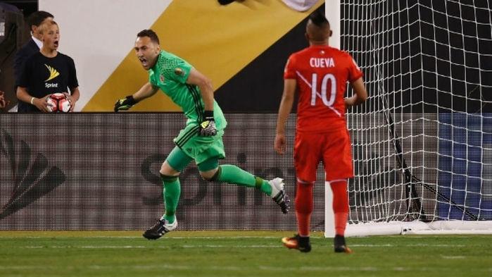 Peru foi eliminado nos pênaltis (Crédito: AFP)