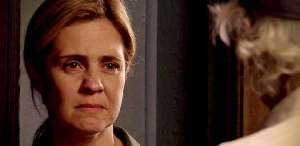 Carminha, personagem de Adriana Esteves em Avenida Brasil