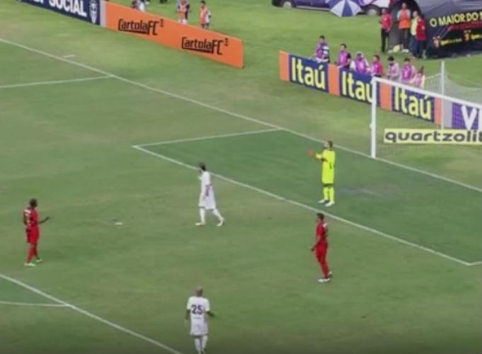 Sport vence por 2 a 1 o Fluminense
