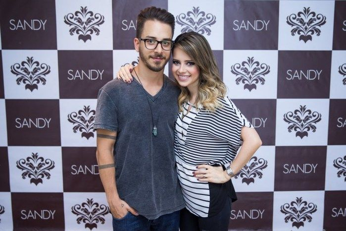 Sandy e Júnior  (Crédito: Reprodução)
