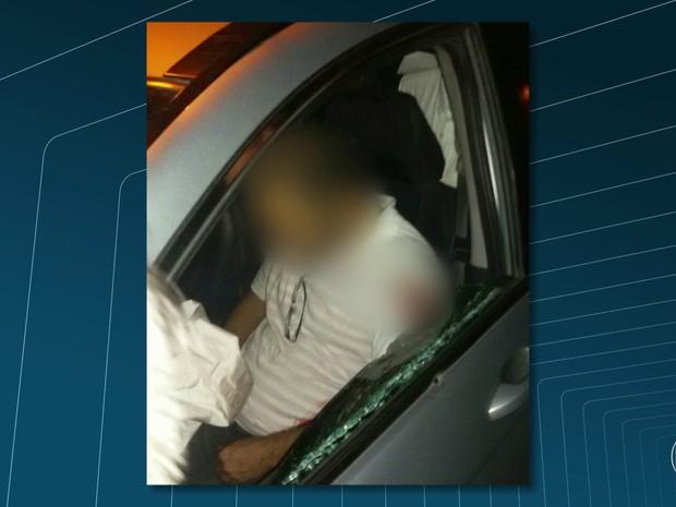 Empresário é executado a tiros na Zona Oeste do Rio    (Crédito: Reprodução)