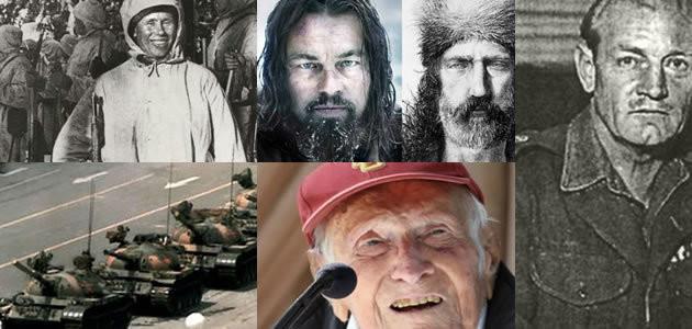 Confira as 7 pessoas mais indestrutíveis da História