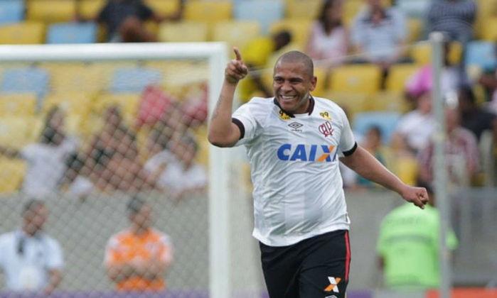 Atacante Walter (Crédito: O Globo)