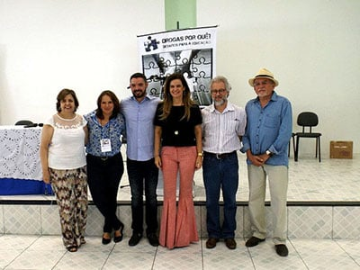 Oeiras recebe seminário focado no combate às drogas