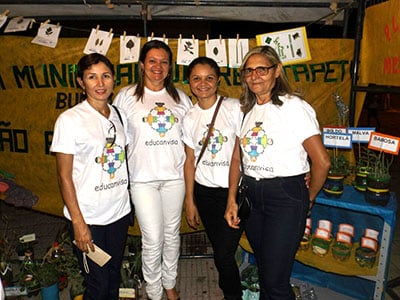 Projeto Educanvisa promove saúde nas escolas de Oeiras