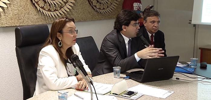 Secretário de Fazenda, Rafael Fonteles (Crédito: Reprodução)