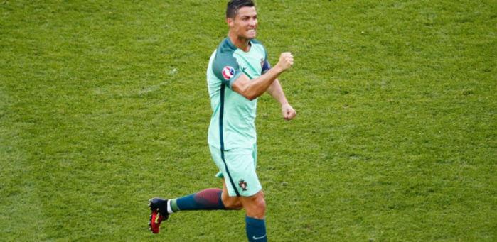 Cristiano Ronaldo (Crédito: Reuters)