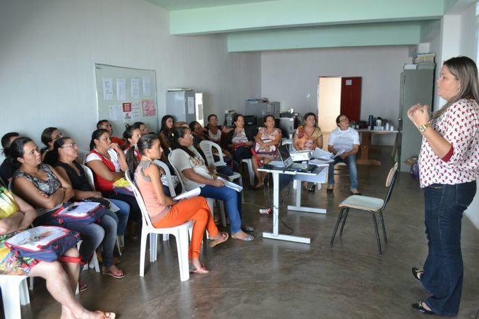 SME realiza reunião com professores do PNAIC - Imagem 7