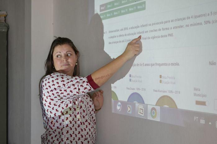 SME realiza reunião com professores do PNAIC - Imagem 4
