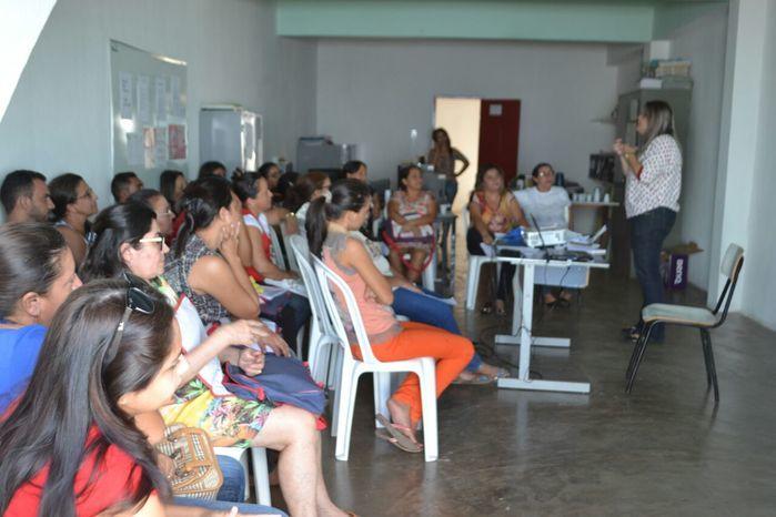 SME realiza reunião com professores do PNAIC - Imagem 8