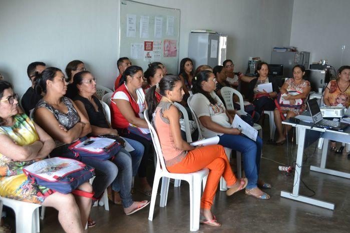 SME realiza reunião com professores do PNAIC - Imagem 5