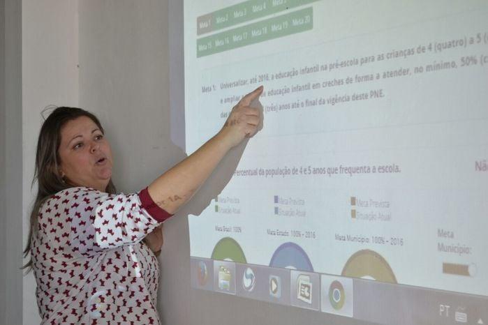 SME realiza reunião com professores do PNAIC - Imagem 2