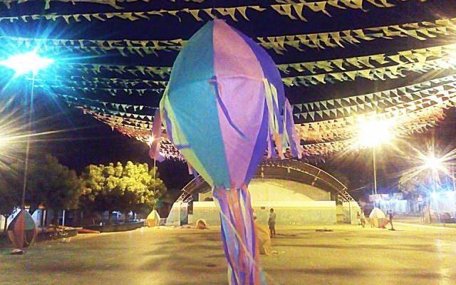 praça de eventos Freitas Filho (Crédito: Reprodução)
