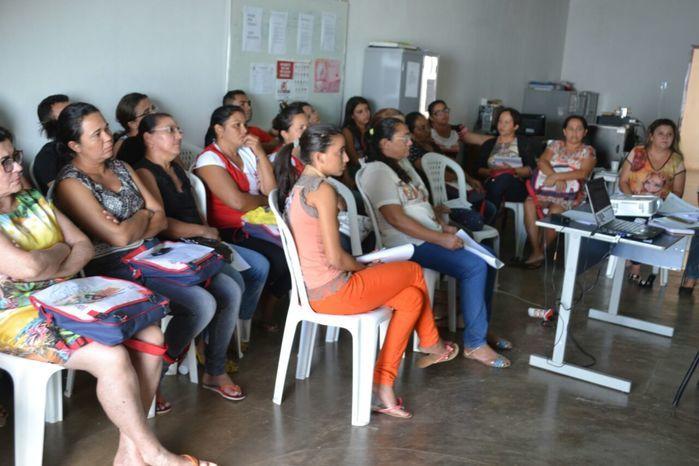 SME realiza reunião com professores do PNAIC - Imagem 1