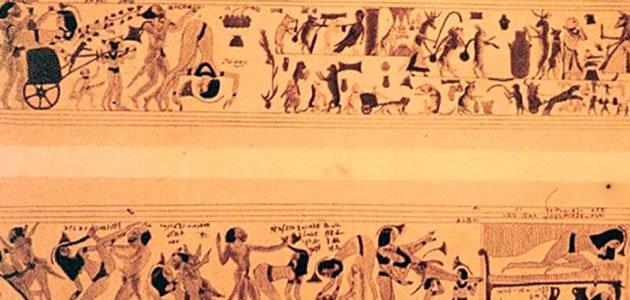 Conheça como era o sexo para os antigos egípcios