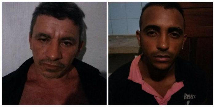 Acusados de praticar assaltos na região de Valença