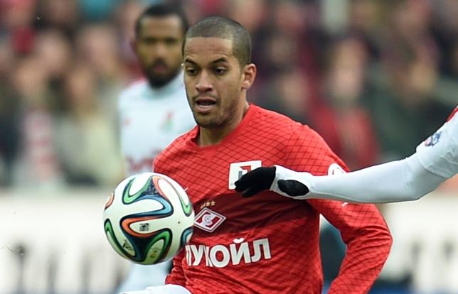 Rômulo joga no futebol russo