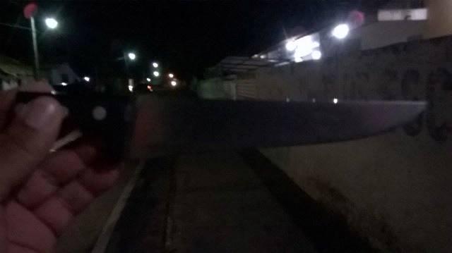 Polícia prende dupla armada próximo a prostíbulo em José de Freitas (Crédito: Reprodução)