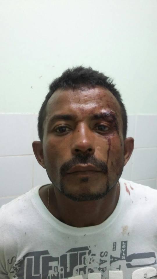 Bandidos rendem passageiros e trocam tiro com a polícia em União (Crédito: Reprodução)